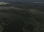 Water reflections in X-Plane 10