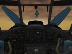 The 3-D cockpit of the Antonov An-2