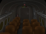 Passenger seating in the An-2