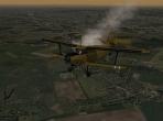 The Antonov An-2 in flight