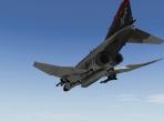 X-Plane 10's F-4 Phantom II