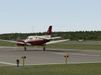 The Beechcraft King Air C90B in X-Plane 10