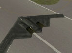 The B-2 Spirit, ready for takeoff