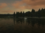 Water and sky in X-Plane 10