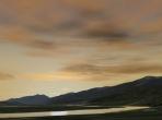 Daybreak in X-Plane 10