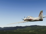 The Lancair Evolution in X-Plane 10