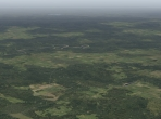 Open plains in X-Plane 10
