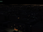 The city at night