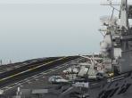 X-Plane 10's aircraft carrier
