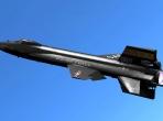 X-Plane 10's X-15 model
