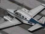 The Beechcraft Baron for X-Plane 10