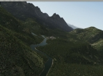 Canyons and valleys in X-Plane 10
