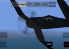 X-Plane Carrier's A6M Zero